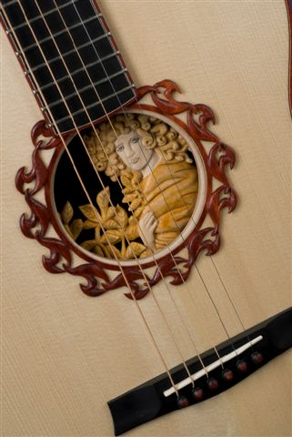 inlay for guitar
